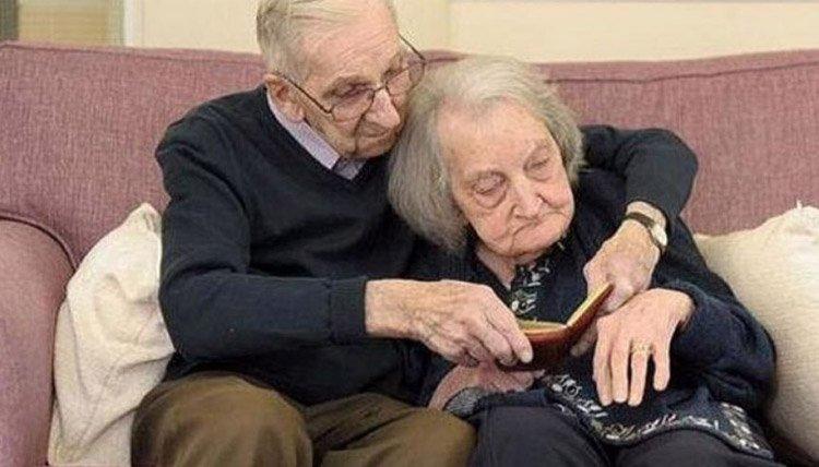 Jack e Phyllis la storia d'amore che è riuscita a sconfiggere l'Alzheimer