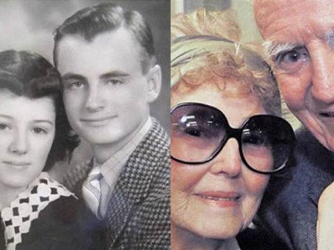La storia d'amore di Les e Helen: quando due anime sono unite da un filo