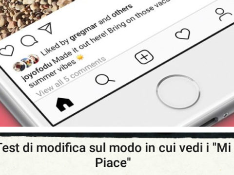 Novità Instagram i mi piace sono diventati segreti