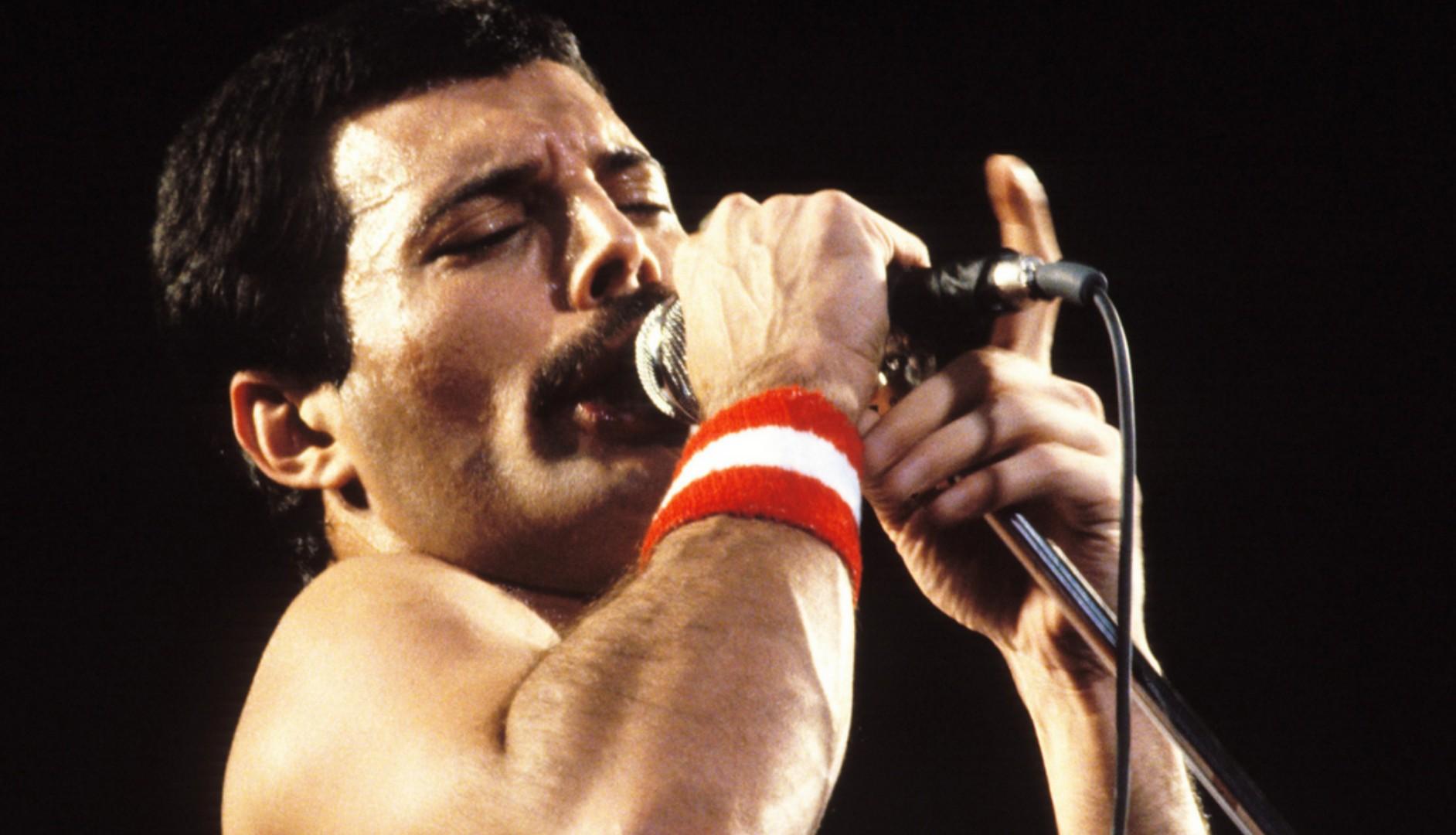 Freddie Mercury voce