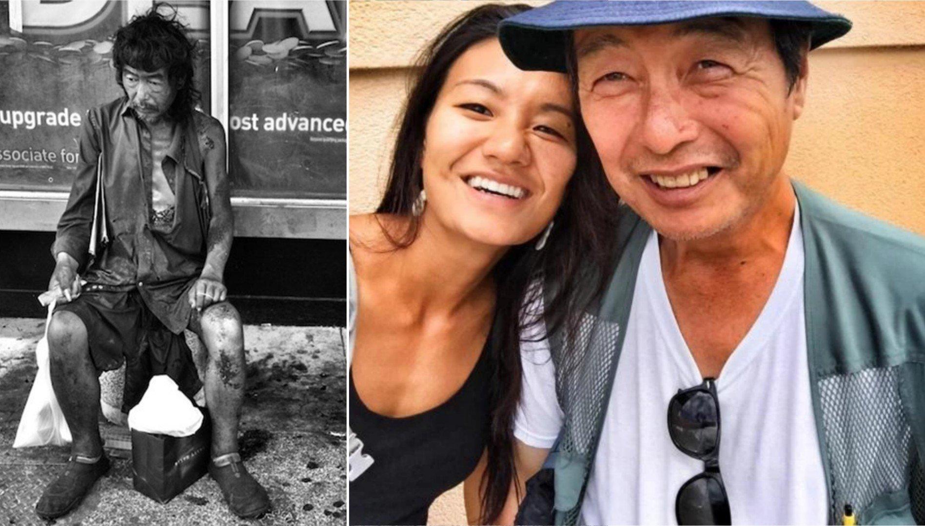 Photo of Diana Kim e suo padre si rincontrano dopo anni: la loro storia commuove