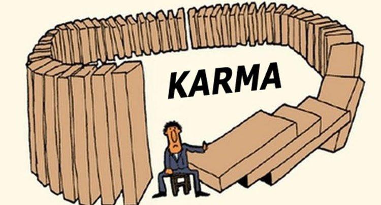 L'importanza del Karma un giorno la vita ti presenterà il conto da pagare