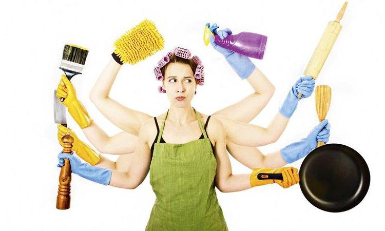 Le pulizie allungano la vita avere la mania dell'ordine ci fa vivere di più