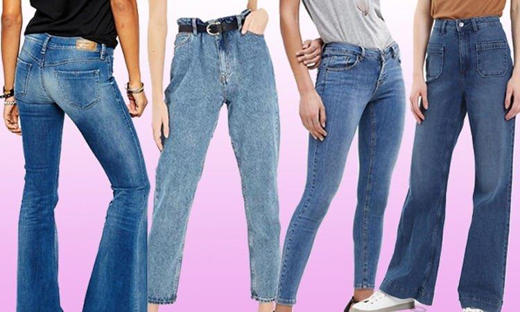 Trovare i jeans perfetti con tre semplici trucchi