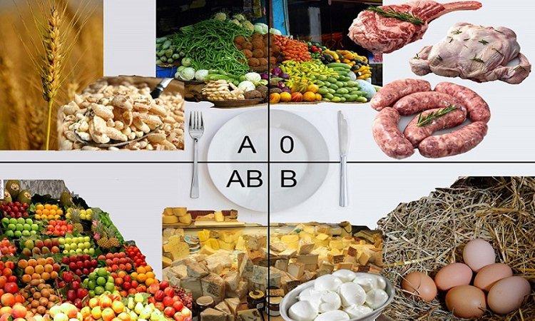 Gruppo sanguigno e alimentazione cosa mangiare