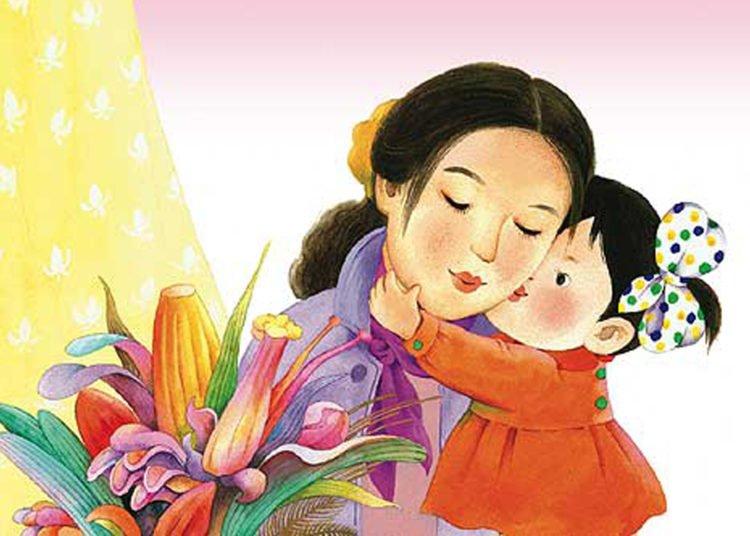 Gli abbracci dei bambini hanno un significato molto più profondo dei nostri