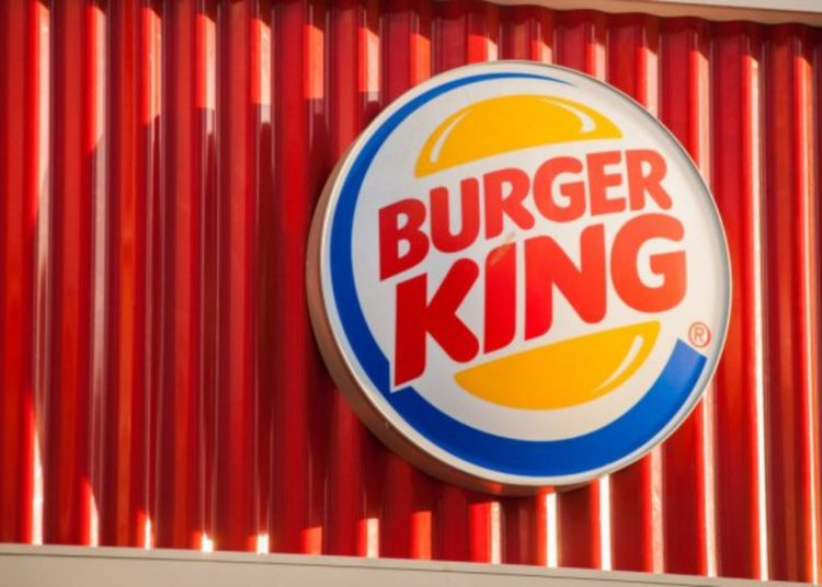 Burger King distanza di sicurezza