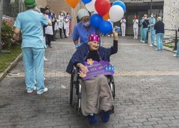 Nonna Beatriz, la guerriera di 103 anni che ha sconfitto il Coronavrius