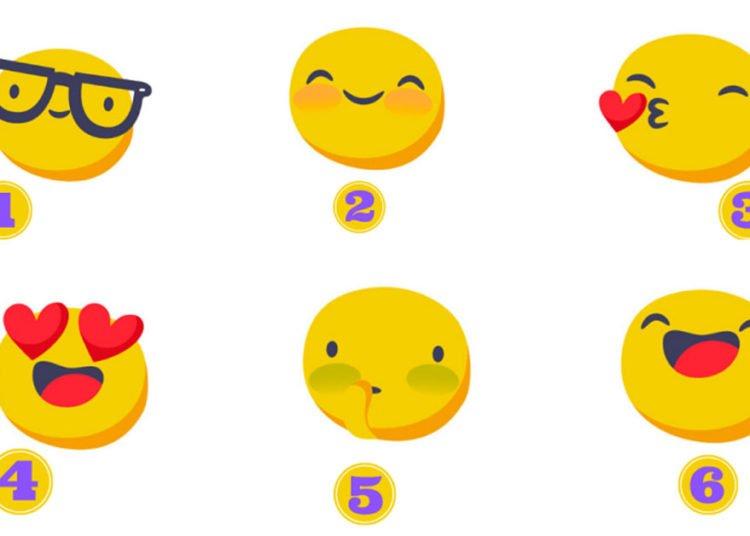 Scegli una di queste emoji e ti dirò che tipo di personalità hai