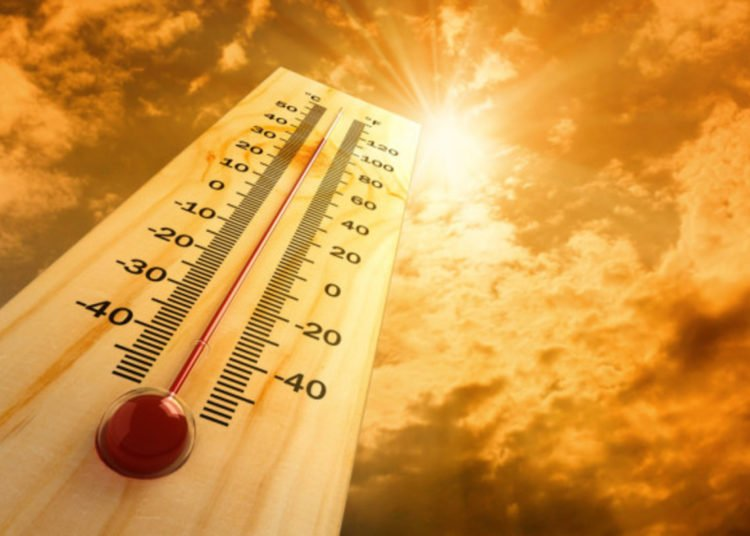 Meteo: è in arrivo il caldo africano