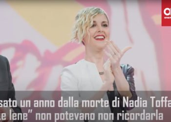 Nadia Toffa, il ricordo delle Iene ad un anno dalla sua scomparsa (video)
