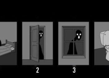 Test della paura, scegli un'immagine e scopri cosa ti spaventa di più