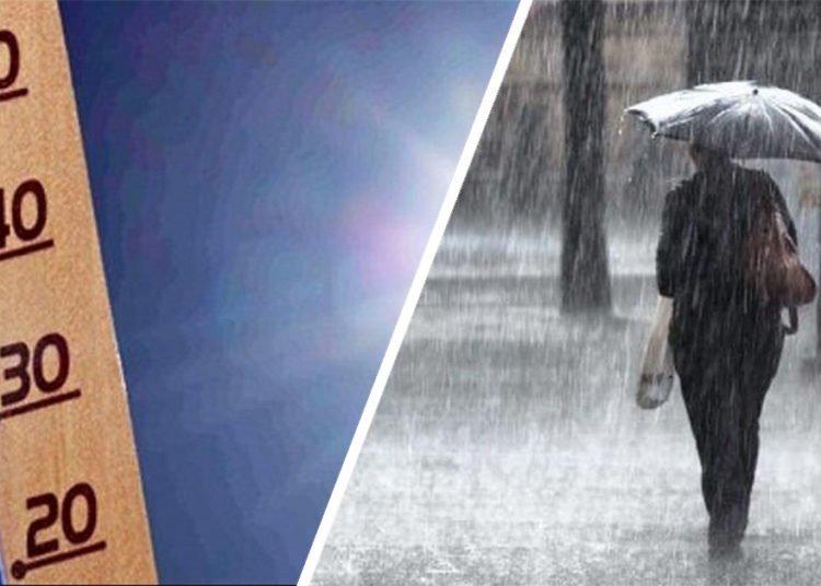 Meteo della prossima settimana tra piogge e caldo estivo