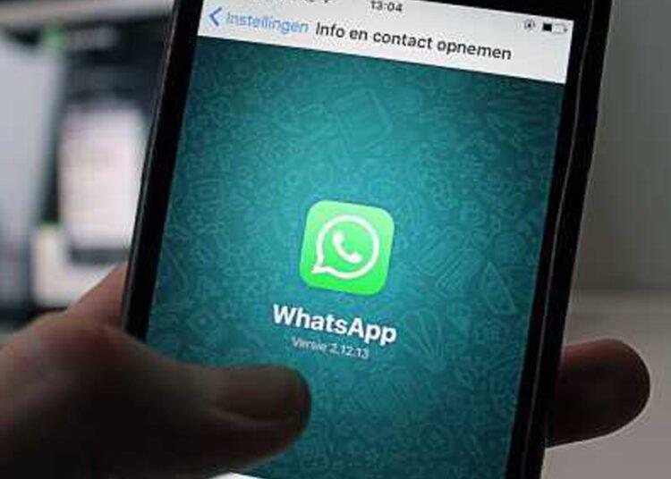 Il trucco di Whatsapp per mandare messaggi a se stessi