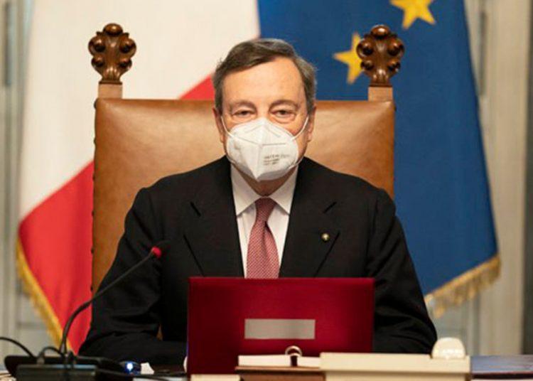 Draghi, ecco che cosa deciderà sull'opzione del lockdown totale