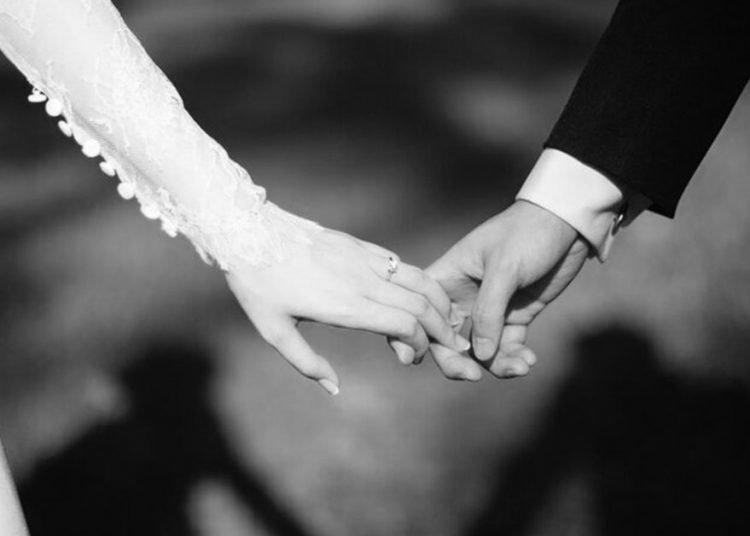 Trova un album di nozze nella spazzatura e lo pubblica su Facebook spunta una testimone