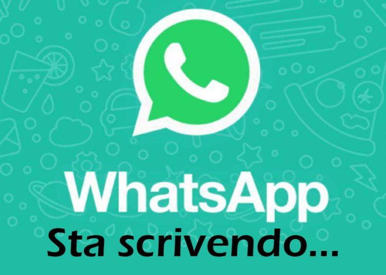 Whatsapp, ecco come evitare che appaia la scritta sta scrivendo