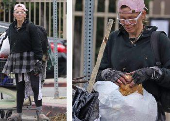 Loni Willison, ex modella ed ex moglie di una delle star di Baywatch vive da senzatetto